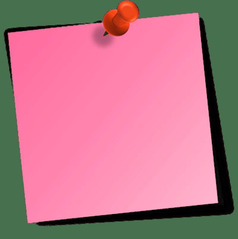 Post-it_Pink