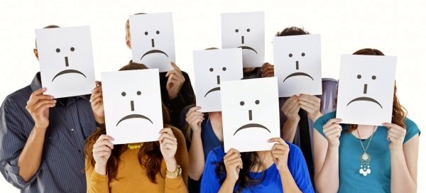 Unhappy-people