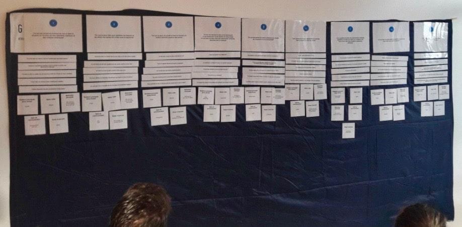 Filtres d'attention et Ennéagramme à l'Agile Tour Aix-Marseille 2017